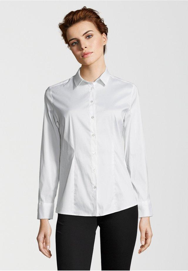CIBRAVO - Camicia - white