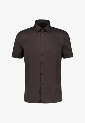 SUPER SLIM FIT  - Formal shirt - schwarz