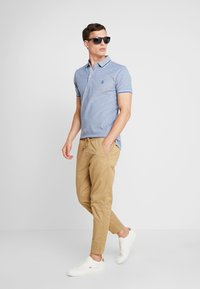 Selected Homme - SLHTWIST  - Polotričko - limoges twisted with egret - 1