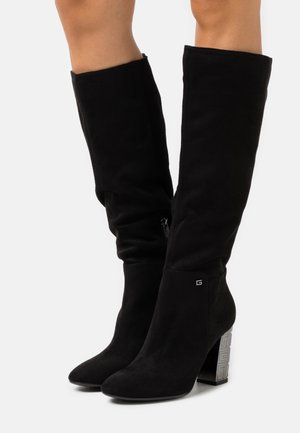 LABONI - High heeled boots - black