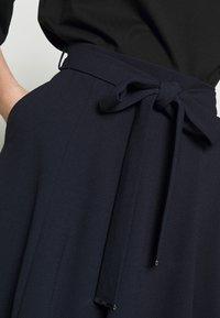 HUGO - ROMELLI - A-line skirt - open blue - 4