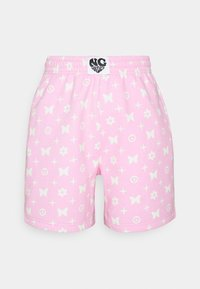 NEW girl ORDER - BUTTERFLY MONOGRAM  - Shorts - pink - 0