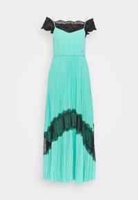 KARL LAGERFELD - 2 in 1 PLEATED DRESS - Maxi dress - aqua marine - 10