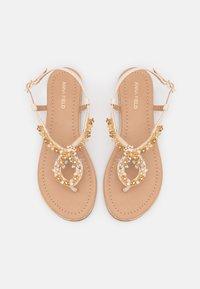Anna Field - T-bar sandals - offwhite - 5