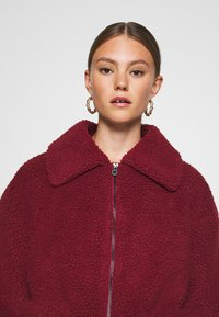 ONLY - ONLEMMA JACKET - Winter jacket - pomegranate - 3