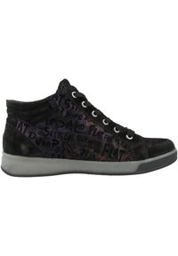 ara - Höga sneakers - schwarz vulcan - 4