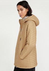 Finn Flare - Down jacket - beige - 3