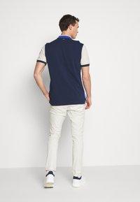 Napapijri - EISHOP - Polo shirt - ultramarine blu - 2