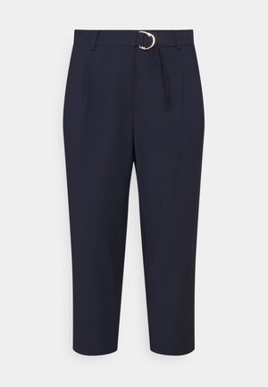 Trousers - blue wash