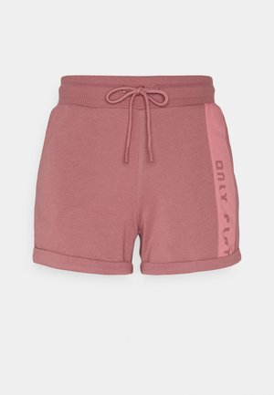 ONPJANAY SHORTS - Sports shorts - withered rose/tea rose