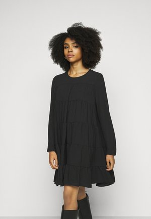 VMZIGGA SHORT TUNIC - Pusero - black