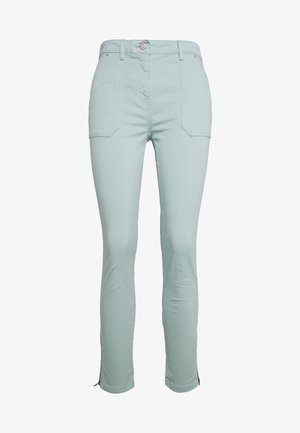 Jeans slim fit - sea mist mint