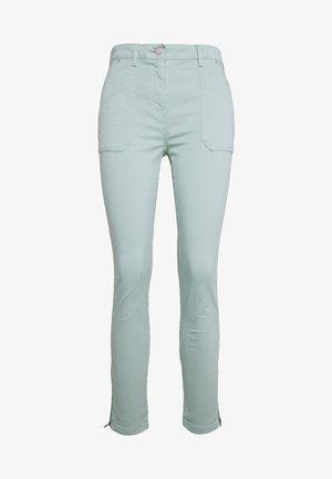 Slim fit jeans - sea mist mint