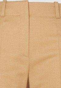 HUGO - HULANA - Trousers - light pastel brown - 2
