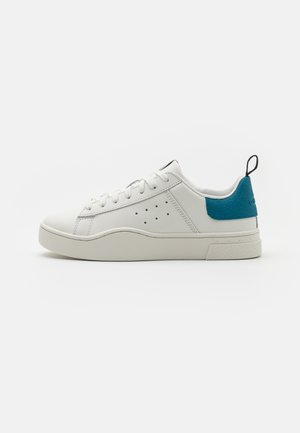 CLEVER S-CLEVER LOW SNEAKERS - Trainers - white/turkish tile