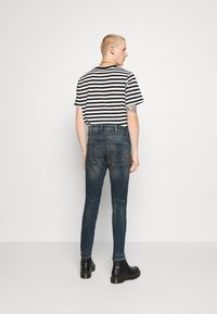 G-Star - AIR DEFENCE ZIP SKINNY - Jeans Skinny Fit - antic nebulas - 2