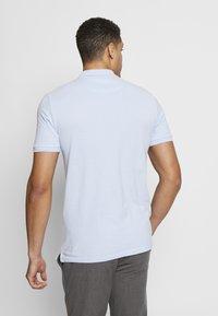 Lyle & Scott - PLAIN - Polo shirt - pool blue - 2