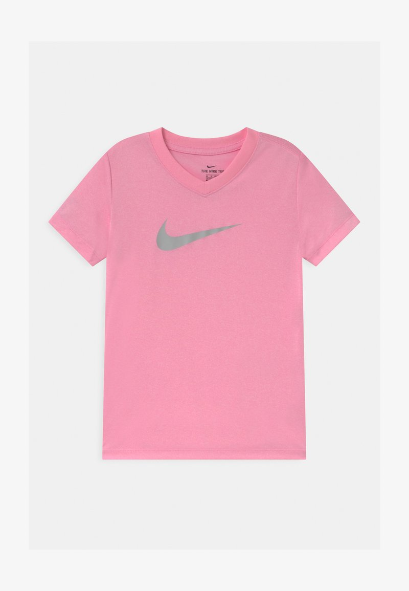 Nike Performance - DRY - T-shirt print - pink