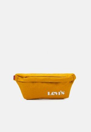 SMALL BANANA SLING VINTAGE MODERN LOGO UNISEX - Bum bag - regular yellow