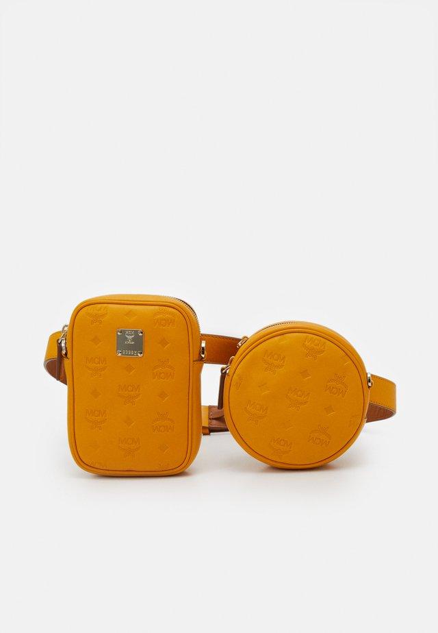 Gürteltasche - golden mango