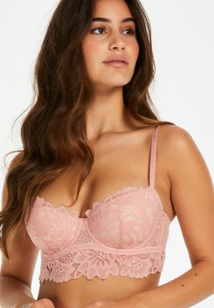 SHILOH - Underwired bra - pink