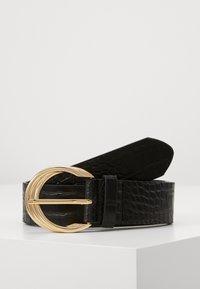 PCVIVIAN WAIST BELT - Belt - black