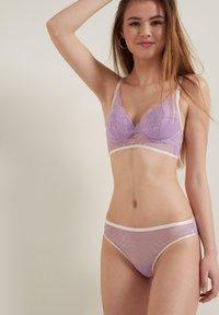 Tezenis - Thong - lilac/rosa nuvola - 0