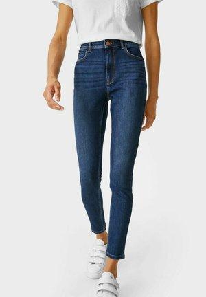 Jeans Skinny Fit - denim-blue