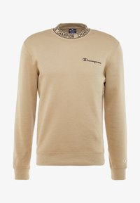 Champion - CREWNECK - Sweatshirt - tan - 4
