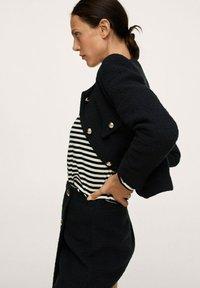 Mango - WINTOUR - A-line skirt - zwart - 4