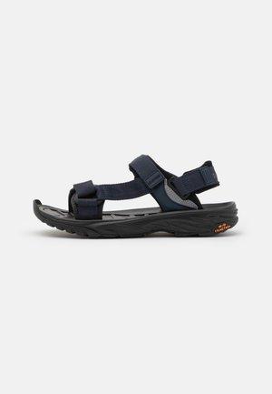 ULA RAFT - Chodecké sandály - navy