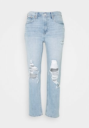BOYFRIEN DEST - Jeans relaxed fit - light dory