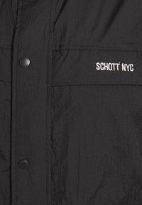 Schott - ALCYON - Summer jacket - black - 2