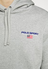 Polo Ralph Lauren - Sweat à capuche - andover heather - 6