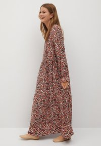 Mango - Robe longue - rosa - 5
