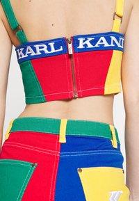 Karl Kani - BLOCK - Top - multicolor - 5
