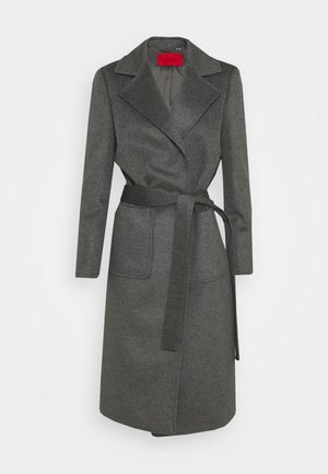 RUNAWAY - Classic coat - medium grey