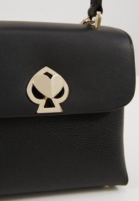 kate spade new york - MINI TOP HANDLE - Handbag - black - 7