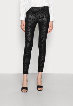 NOLITA - Leggings - Trousers - black leo