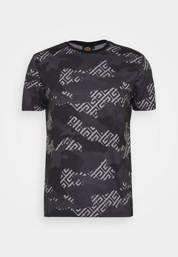 CAMERO TEE OPTION - Print T-shirt - black