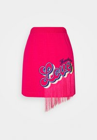 Love Moschino - Mini skirt - fuchsia - 0