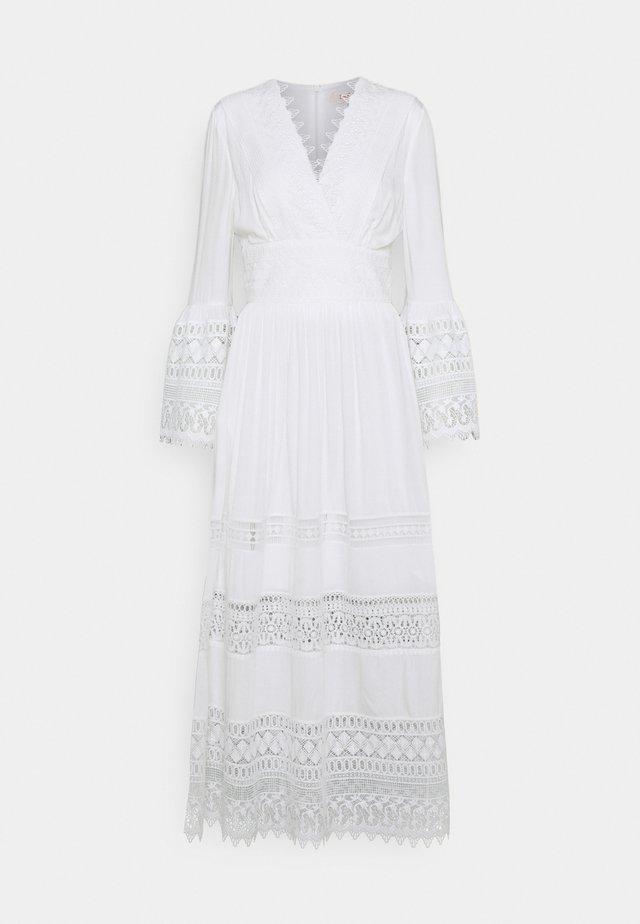 RAISON DRESS - Vestito lungo - white