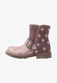 Friboo - Winter boots - berry - 1