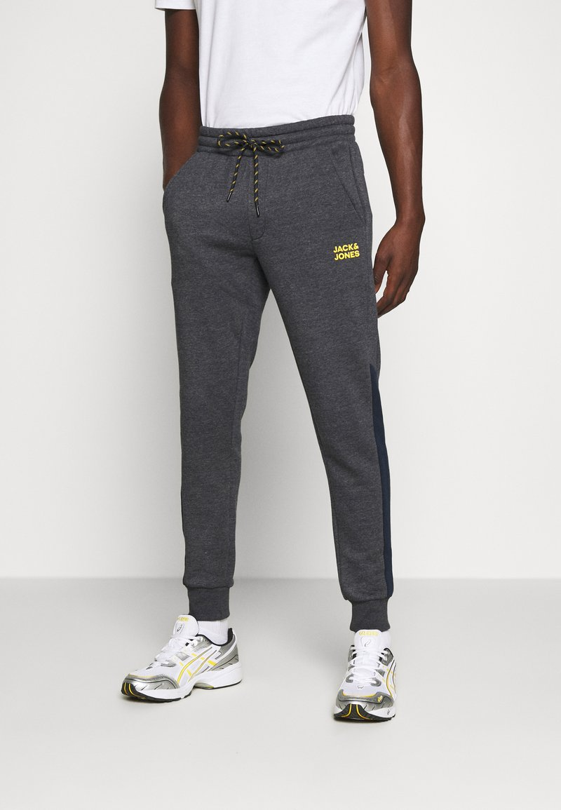 Jack & Jones - JJIWILL JJPOUL  - Jogginghose - dark navy melange