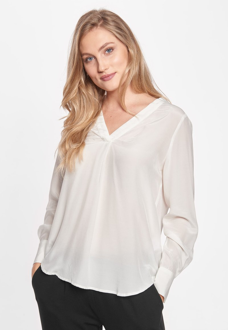 CADDIS FLY - ADMIRABLE - Blouse - off white