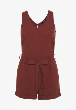 VMHELENMILO PLAYSUIT  - Combinaison - sable
