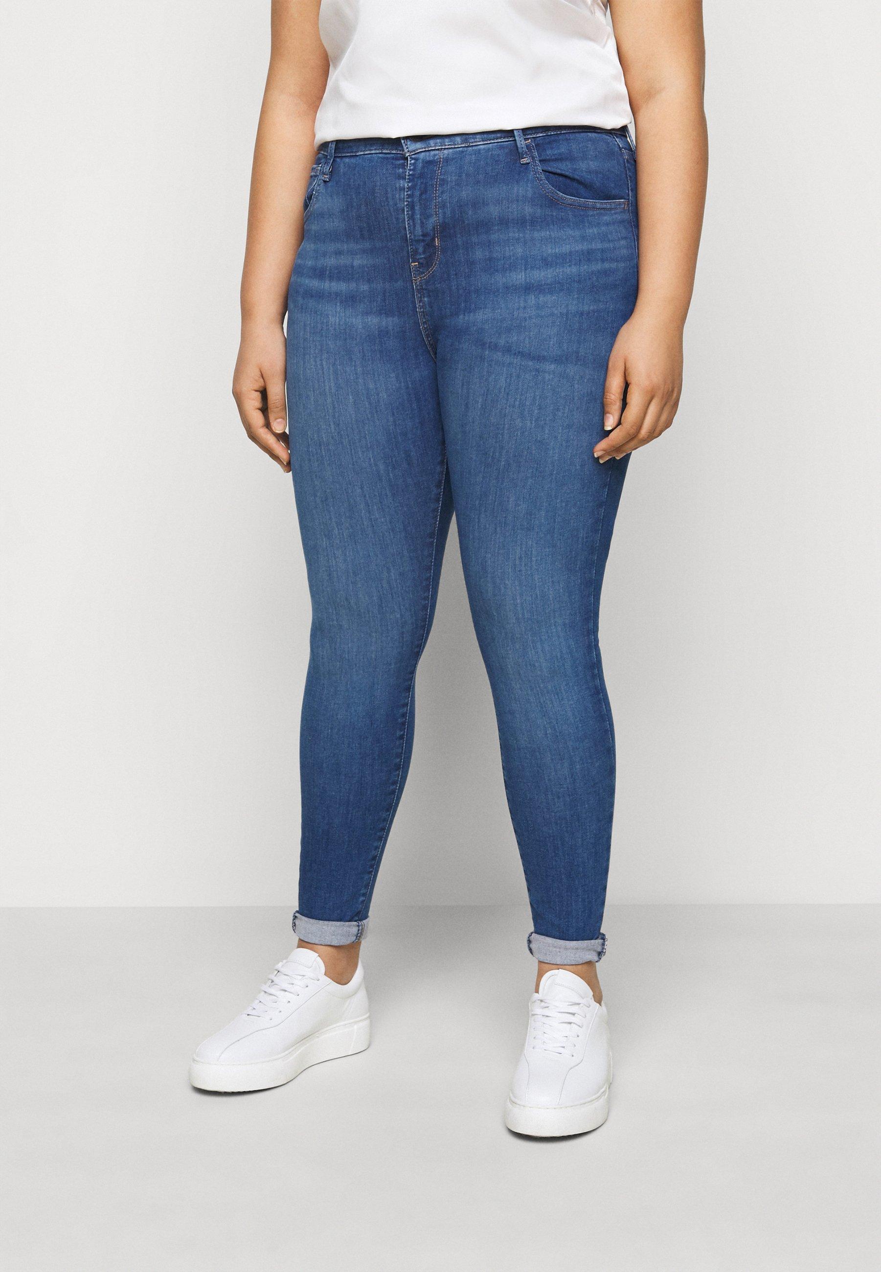 Femme 720 HIRISE SUPER SKINNY - Jeans Skinny