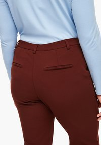 Triangle - Trousers - brown - 4