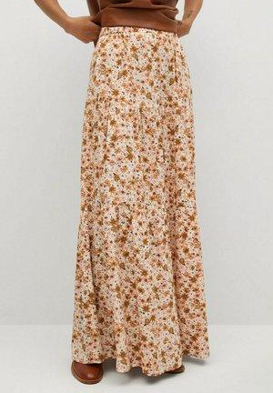 ELI-A - Maxi skirt - crudo