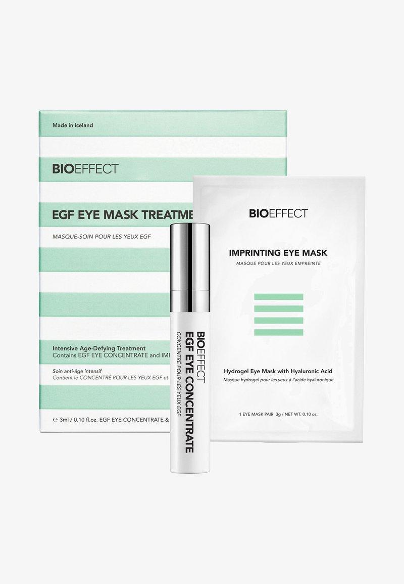 BIOEFFECT - EGF EYE MASK TREATMENT - Skincare set - -